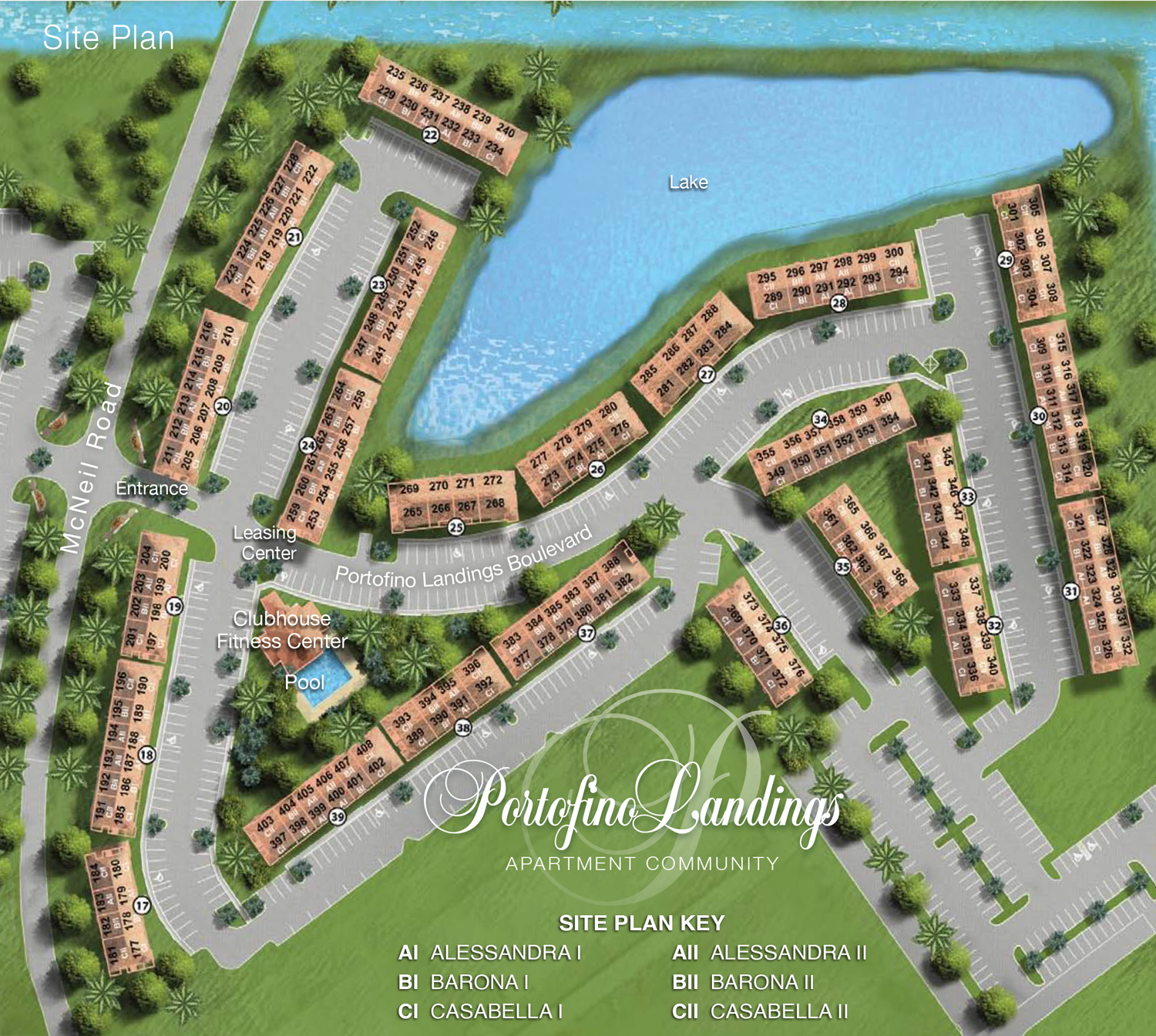 Multi Family Salsa Investments Properties Group